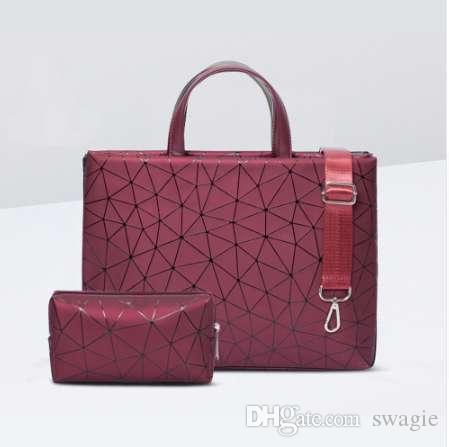 Women Laptop Messenger Shoulder Bag Carrying Case for Macbook Dell HP 11 12 13 14 15 15.6 inch Notebook Cover Handbag Tote