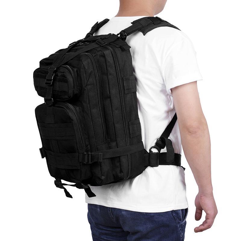 Hohe Qualität Wasserdichte Oxford Männer Rucksack Taktik Rucksäcke Große Kapazität Reisetasche Militar