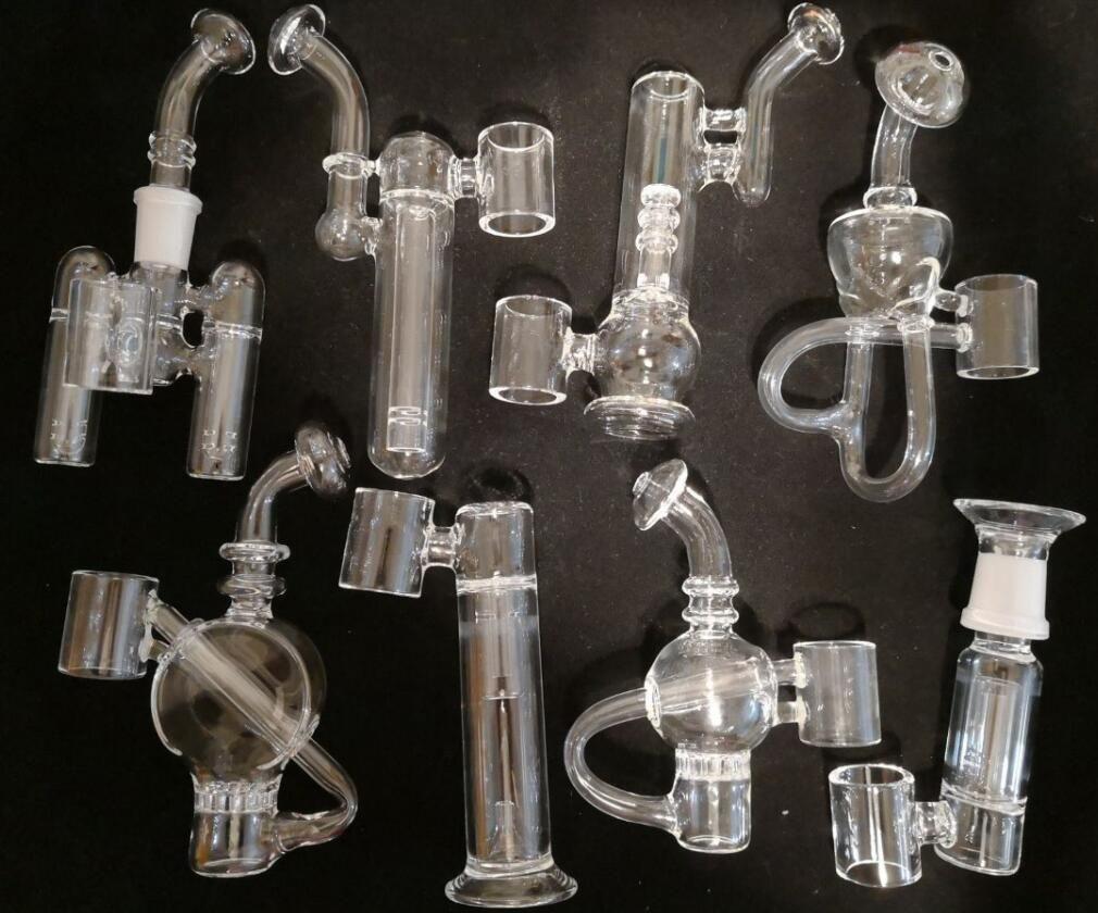 1Piece Ersatz Boro Glas Bubbler Aufsatz für Dr. Dabber boost / 510 Nagel / H-enail / Dabado / Mr Dabber