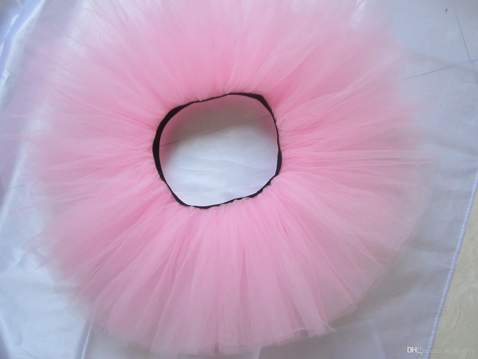 Sexy Women Organza Tutu Skirt Classic Short Tutu Pettiskirt Adult Party Dance Tutus Ballerina Tulle Tutu Petticoat