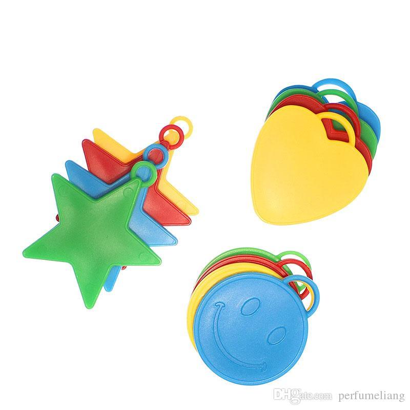 Balloon Pendant Foil/Helium Balloons Bearing Pendant Balloon Falling Weight Block Accessories Party Decor Free Shipping ZA6621