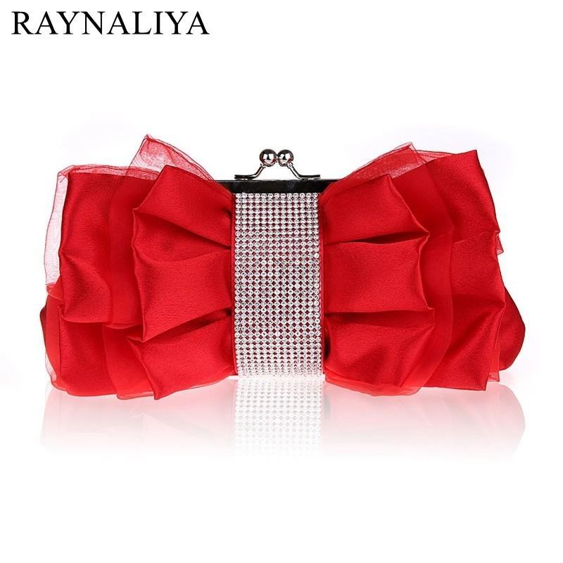 New Fashion Socialite Rose Flowers Big Hand Bag Famous Satin Evening Clutch Bags Pearl Bridal Wedding Party Purse SMYSFX-E0112