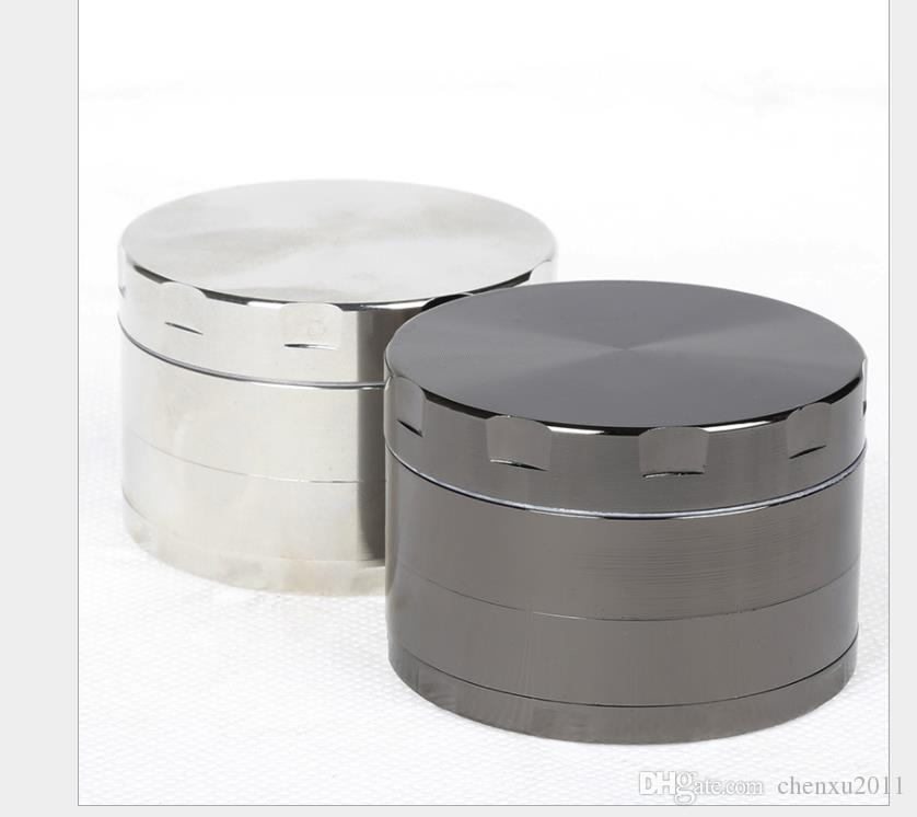 Диаметр 5.2 CM точильщика дыма chamfer сплава цинка четырехслойный точильщик дыма
