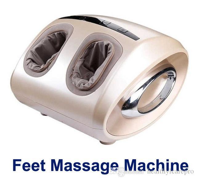 NUOVO dispositivo per massaggio ai piedi Macchina Shiatsu Medialbranch Riscaldato Guasha Ieg Dolore muscolare professionale Piede pieno Strumento massaggiatore