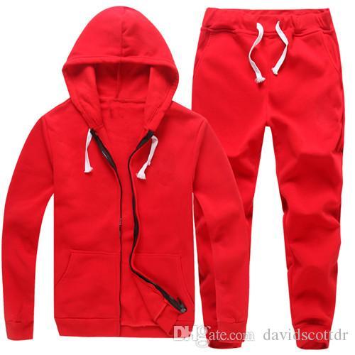 Sıcak satış moda lüks tasarımcı moda klasik erkek pamuk Buda eşofman kış tasarımcı beyaz ve siyah ceket tracksu iyi kırmızı yazdır