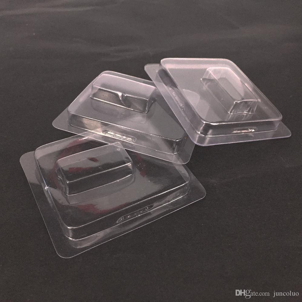 Новые стручок пара упаковка пластиковые раковины моллюска для JUUL стручки ультра портативный Vape Pen Starter Kit картриджи стручки