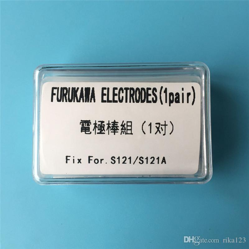 Furukawa S963 Electrodes S121A S121 Optical Fiber Fusion Splicer Splicing Machine Electrodes 1 Pair