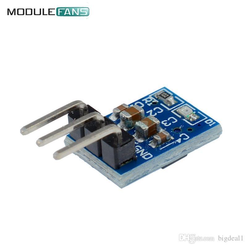 5pcs//lot AMS1117 3.3V power supply module AMS1117-3.3 power module AMS1117-3.3V