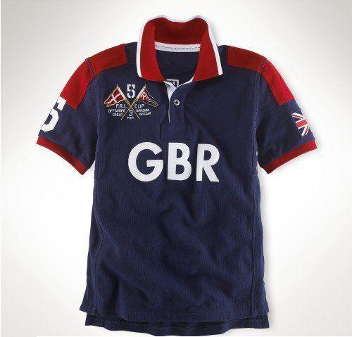 Embroidery Regatta Sailing Short sleeve poloshirt men tshirt USA France Italy Great Britain tee shirts M L XL 2XL dropshipping