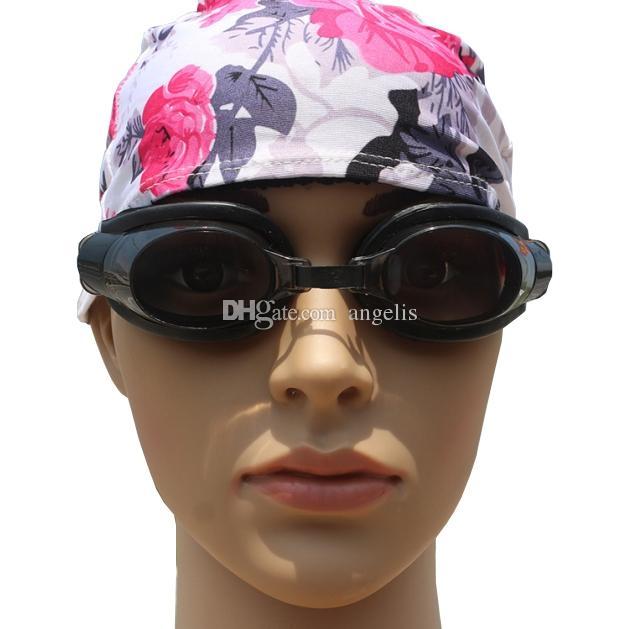 Mode Neue Erwachsene Kinder Schwimmbrille Schwimmbrille + Ohrstöpsel + Nasenklemme, wasserdicht, Anti-Fog 5 Farben.