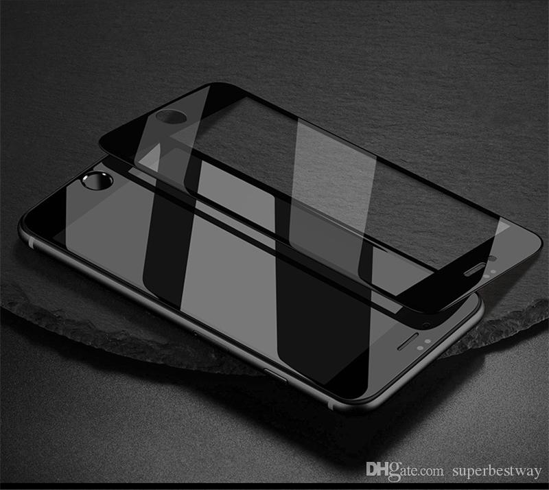Dureza 9H Protector de Pantalla Cristal Templado HD para Apple iPhone 7 Plus//iPhone 8 Plus SONWO Cristal Templado iPhone 7 Plus//iPhone 8 Plus 2 Piezas