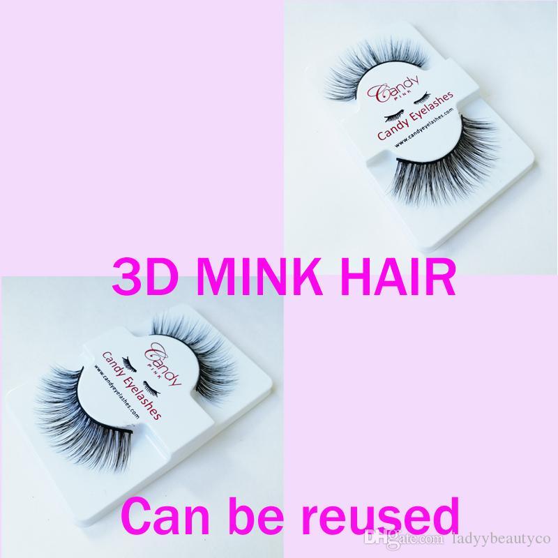 NEW 3D Mink Hair False eyelashes many Styles Handmade Beauty Thick Long Soft Mink lashes Fake Eye Lashes Eyelash Sexy High Quality GR347