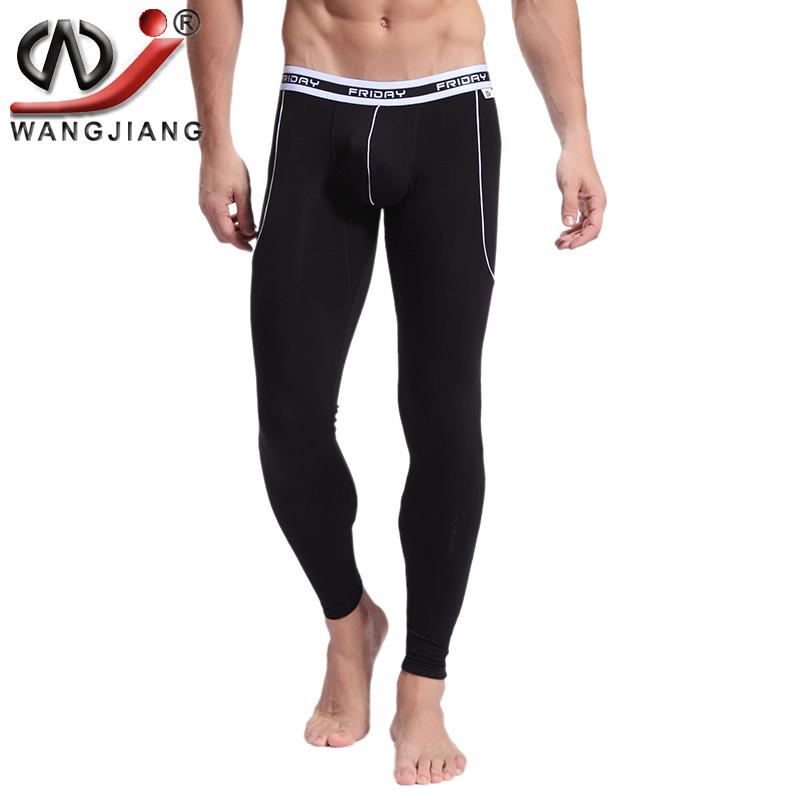 Compre Calentador Pantalones Leggings Wj Marca Hombre Long Johns Fibra De Bambu Para Hombre Ropa Interior Termica Pantalones De Secado Rapido Termo Ropa Interior A 21 06 Del Amyshop1 Dhgate Com
