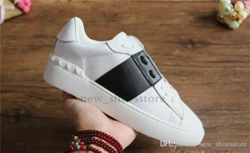 Wholesale Cheap Men Women Luxury Designer Sneakers Open Shoes with Top Quality 9 Colors Original Box Size 34-45 for Sale