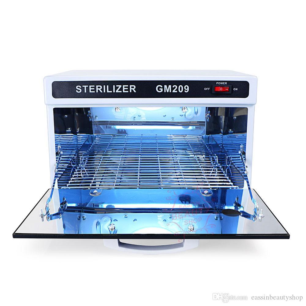 Satın Al Profesyonel UV Sterilizatör Kabine Çekmece Güzellik Cihazı  Araçları Yüksek Sıcaklık Sterilizasyon Salon Spa Nails Ekipmanları Ev  Kullanımı, TL972.79