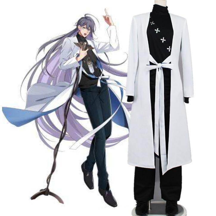 Division Rap Battle DRB Jakurai Jinguji Outfit Cosplay disfraces