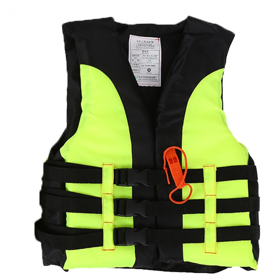 Child Kids Life Jacket life Vest 2-12 Years Old Boy Girl Outdoor Boating Swiming Safety Water Sports swimwear aid vest