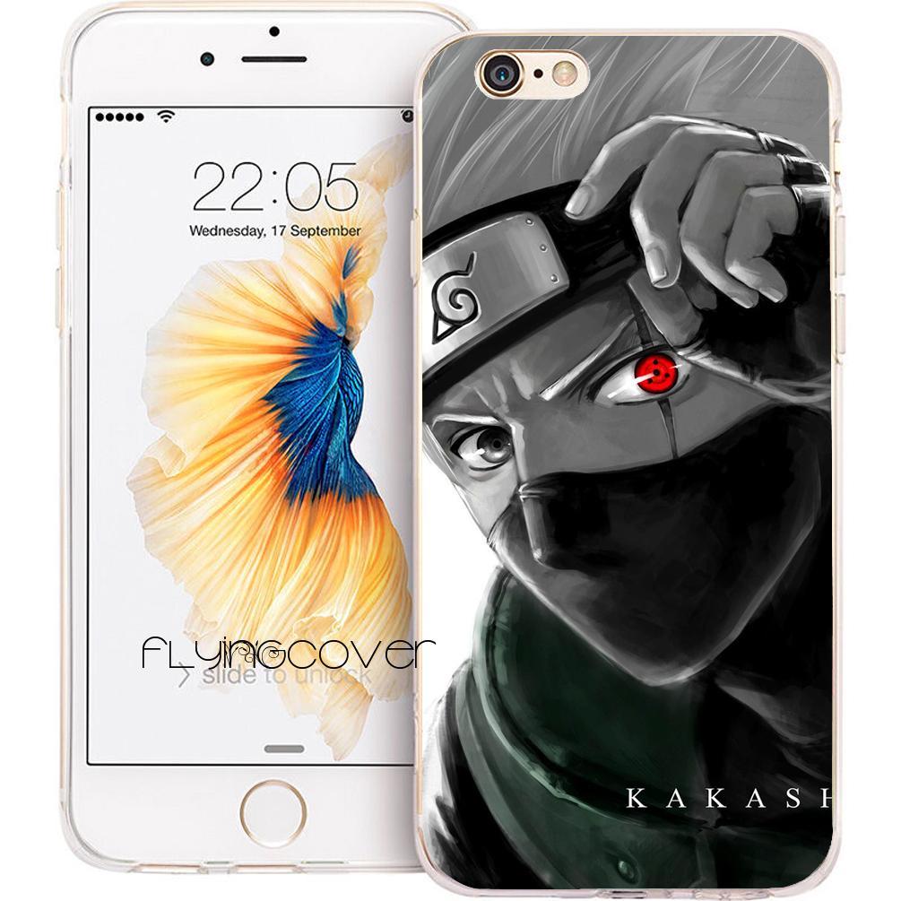 coque iphone 6 kakashi