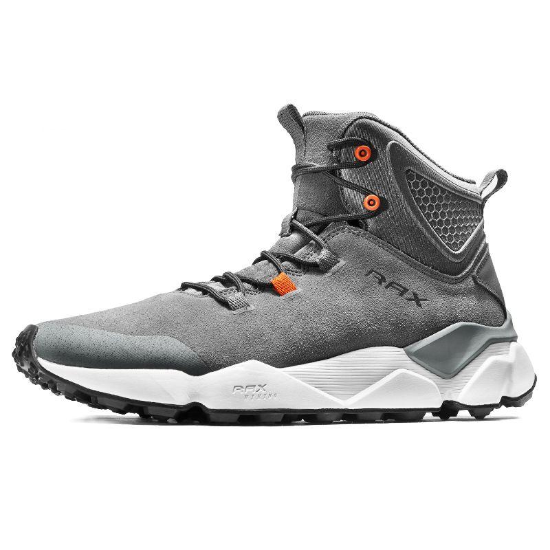 Inverno Novos Sapatos Homens Esportes Ao Ar Livre para Homens Bota de Montanha Antislip Botas de Neve Quentes À Prova D 'Água