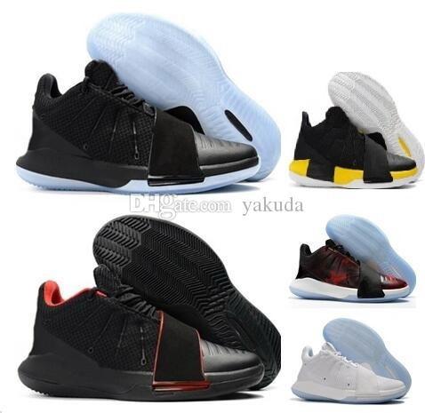 venta al por mayor 2018 nuevos instructor para hombre Cp3 XI 11 baloncesto rojo negro, zapatos de baloncesto de los hombres de Heatseeker, los hombres de las zapatillas de deporte de formación, Dropshipping Aceptados