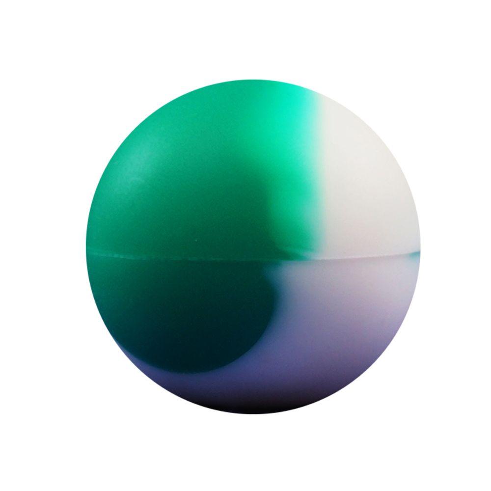 50PCS / LOT 5.6ml Miljövänlig liten silikononstickbehållare för koncentrat Non Pick Wax-badkar