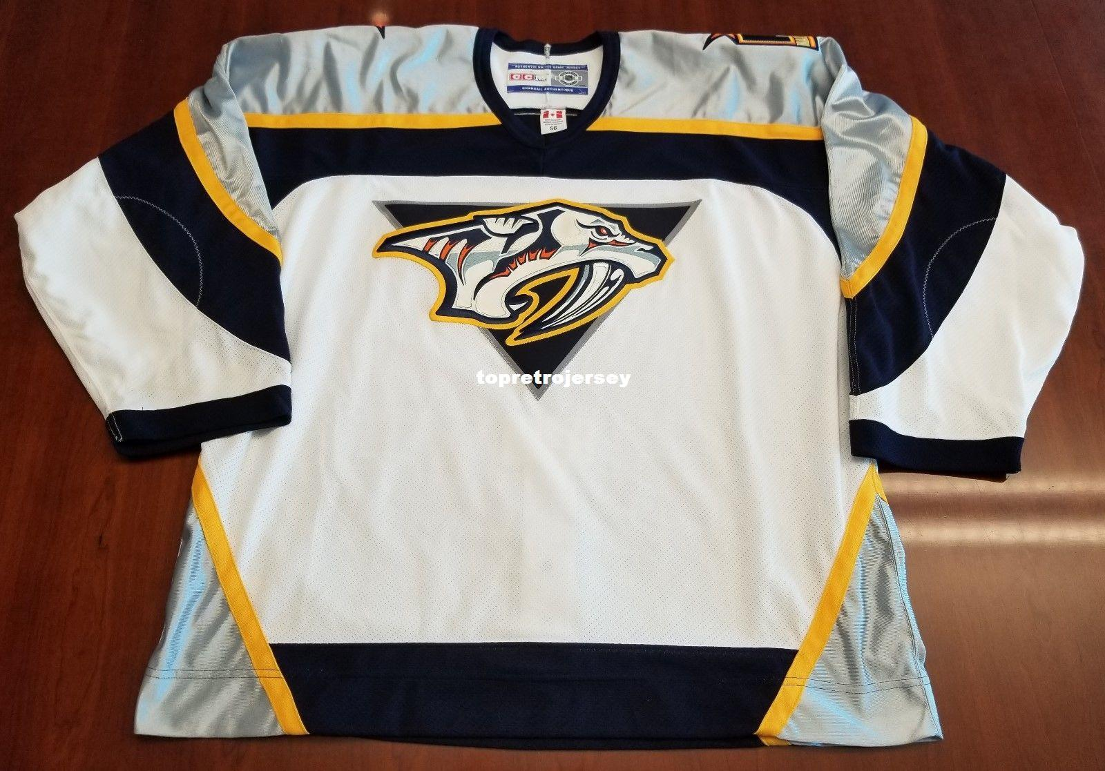 vintage predators jersey