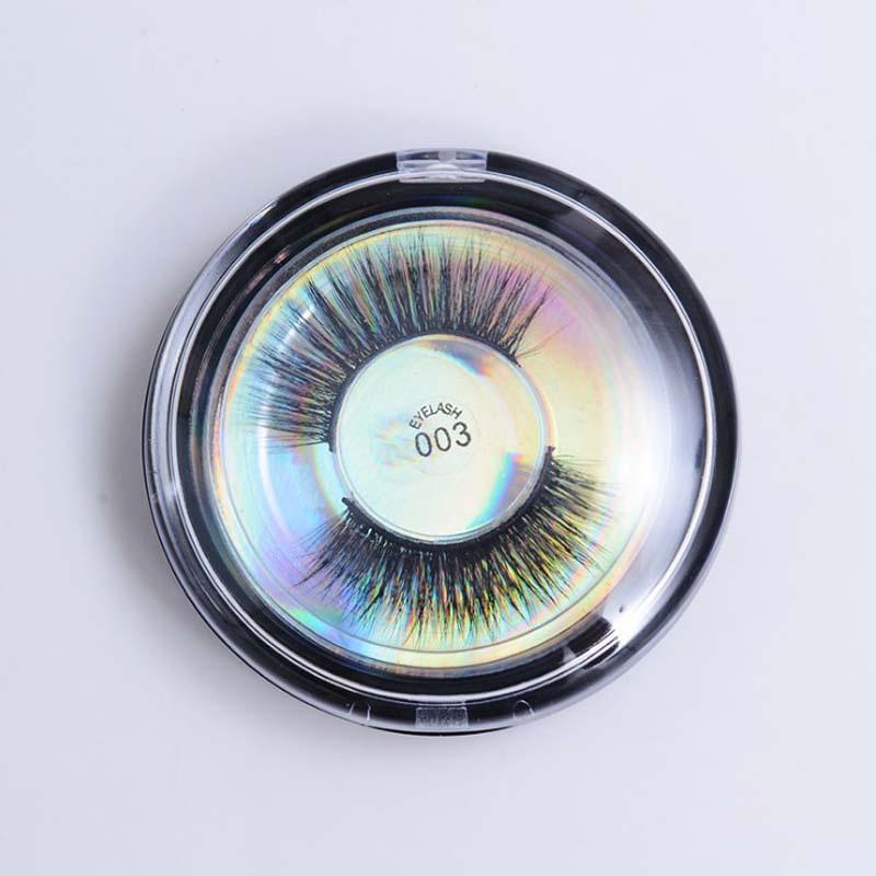200boxes Cross volume lashes 3d mink lashes false eyelashes soft natural long eyelash extension mink eyelashes cilios round box