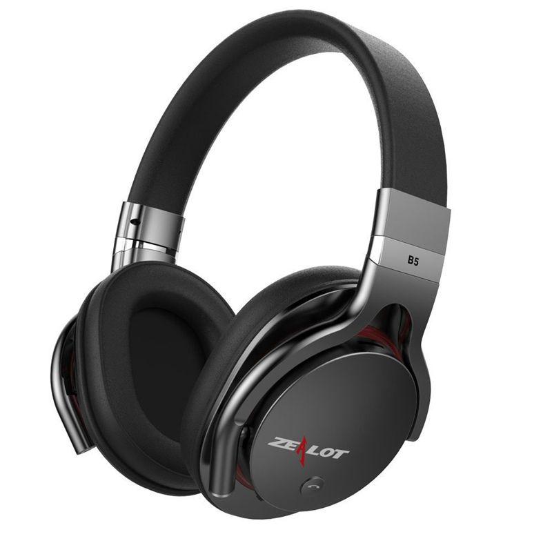 Nouvelle arrivée livraison gratuite ZEALOT B5 casque sans fil Bluetooth casque stéréo bandeau écouteurs avec microphone pour tous les smartphones