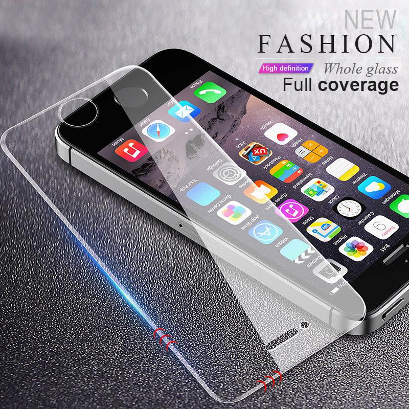 cover vetro iphone se
