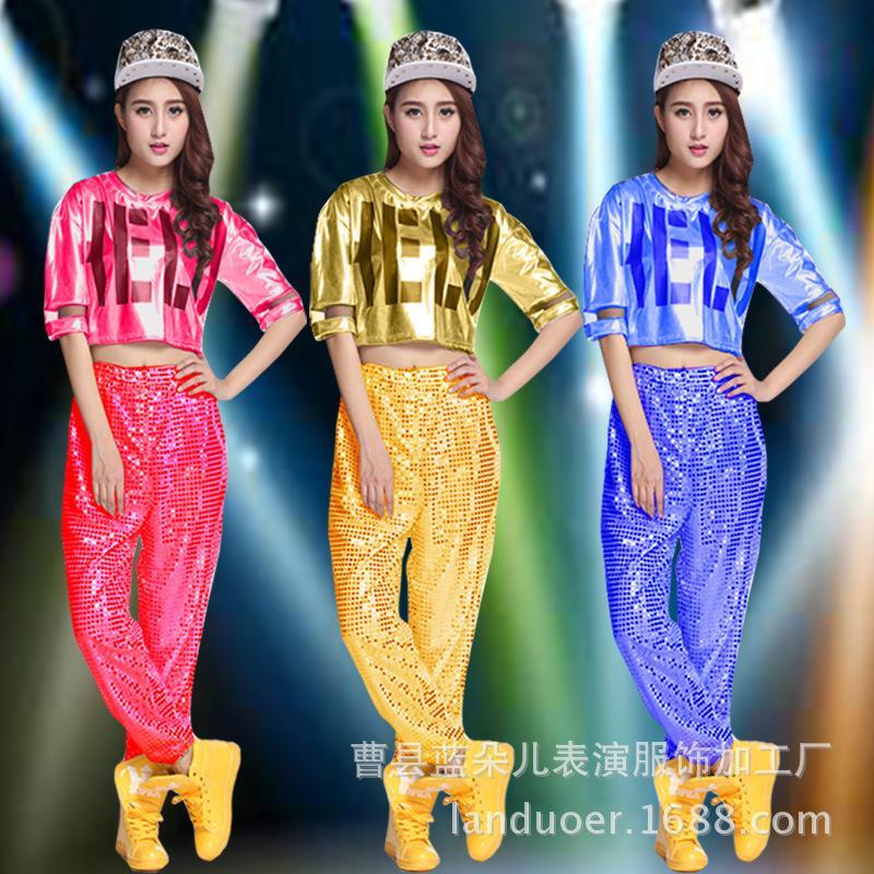 2020 New Stage Costumes Ds Women Adult Jazz Dance Costume Modern Dance Dress Hip Hop Sequin Jazz Do81 From Griseldala 21 7 Dhgate Com