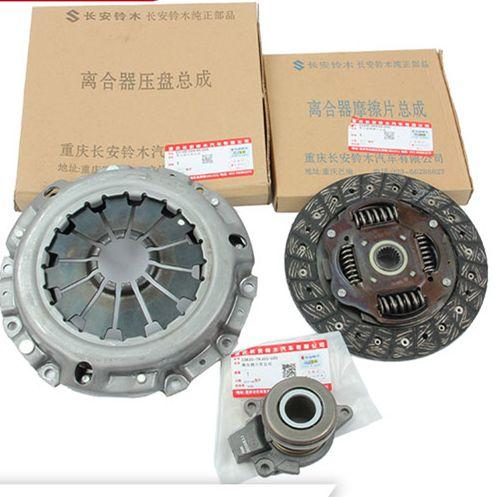 Натуральная качество OEM автозапчастей комплекты сцепления нажимной диск+выжимной подшипник+диск сцепления для Сузуки SX4 M16A