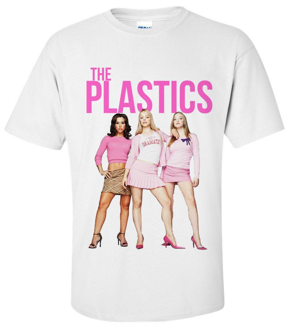 SHIRT MEAN GIRLS THE PLASTICS MOVIE T Shirt SMALL,MEDIUM,LARGE,XL Online  Shopping Tee Shirts Crazy T Shirts For Men From Firstchoicemedia, $11 01|