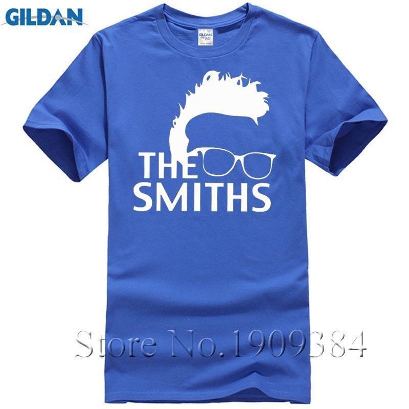 741aa2ba The Smiths T Shirt Vintage 80'S Morrissey Retro Print Sheila White Rock  Punk Rock Print T Shirt Cotton Multi Color Optional T Shirt A Day Retro Tee  Shirts ...