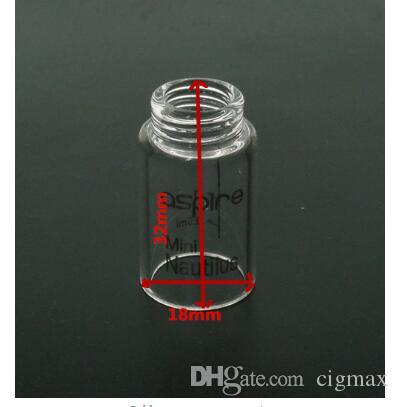 Замена крышки стеклянной трубки 2 мл бак для Nautilus mini атомайзер 18 мм Диаметр