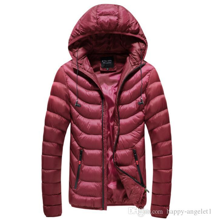 Wholesale Winter cotton-padded young man new short style thickened Korean version of the men's clothing jacket warm leisure size men's cloth