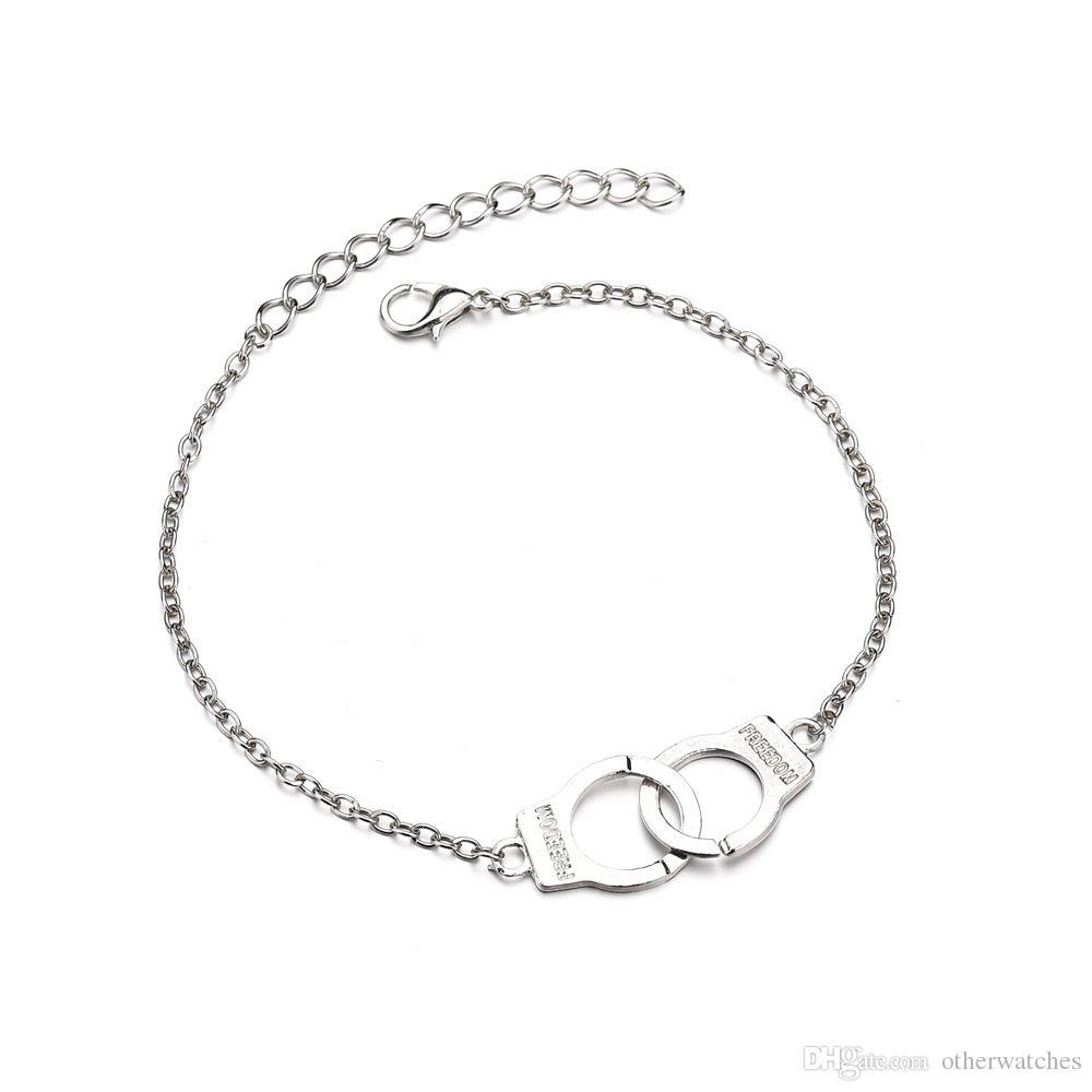 Женские браслеты Простые модные аксессуары