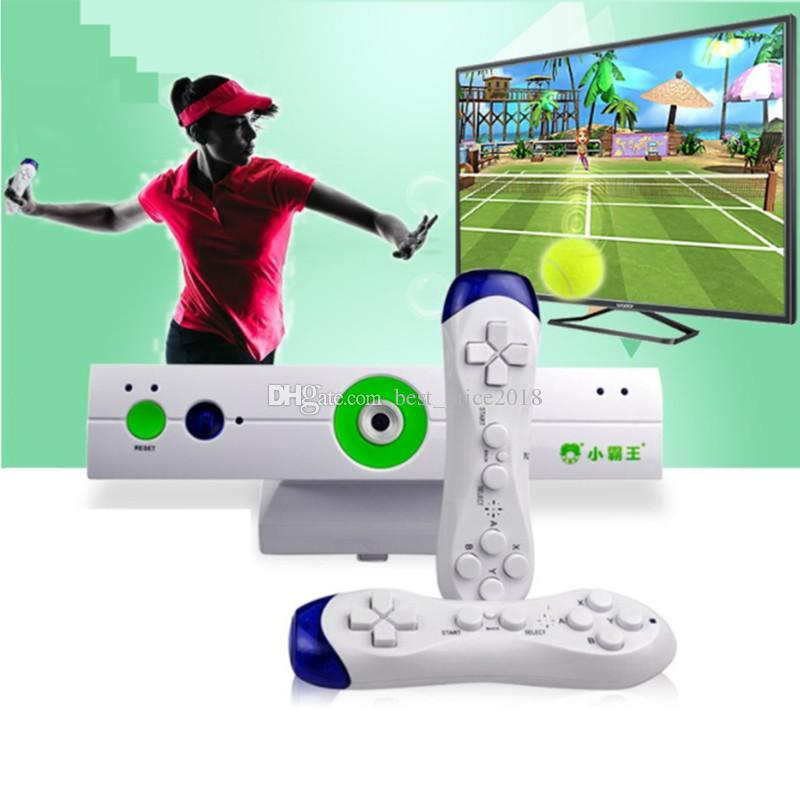 Subor somatosensory game A22 dual home TV game player virtual reality game console wireless induction paternity interaction
