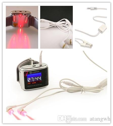 ATANG лазера машины обработки полости лазера шум в ушах зонд для лечения tinitus и лечение инфекции уха