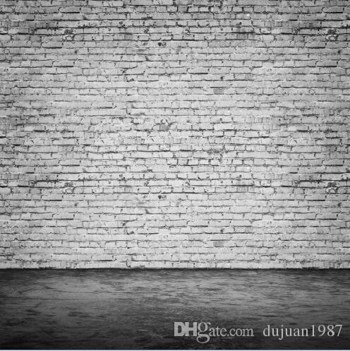 Vinyl Custom Grungy brick wall theme Photography Backdrops Prop Photo Studio Background ZP-30