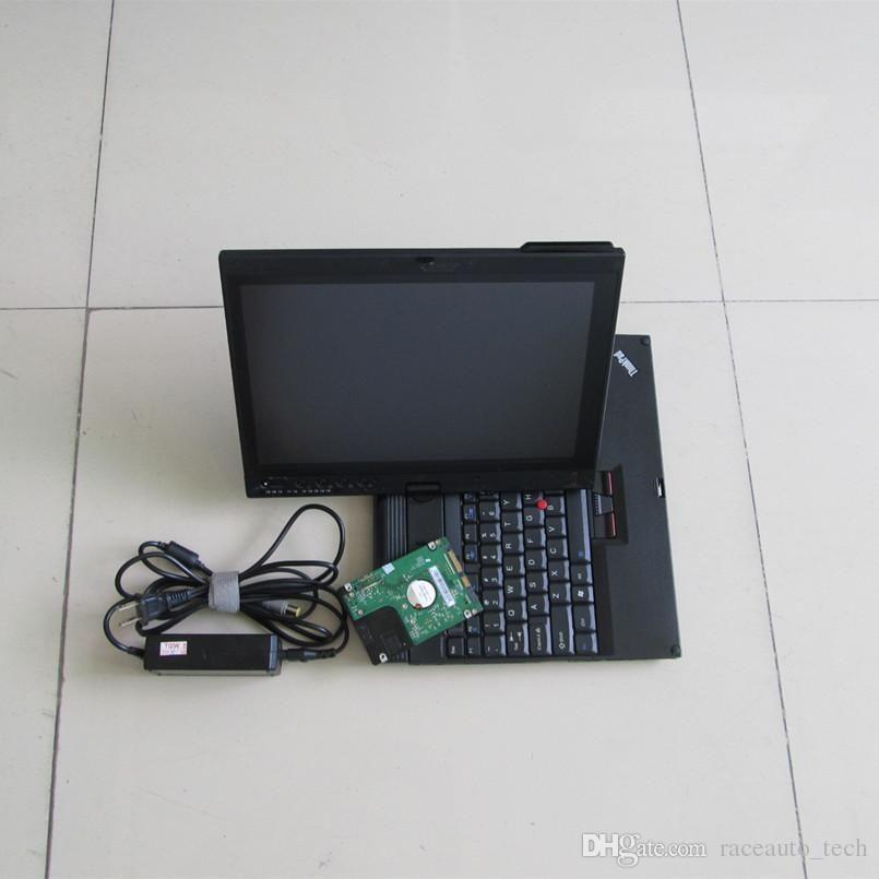 alldata automobile toutes les données 10,53 ATSG bien installé dans l'ordinateur de diagnostic portable X200t pour camion voiture