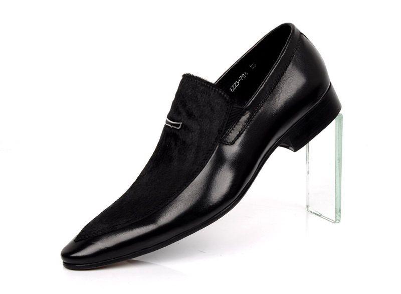 New Arrival Men Black Formal Shoes