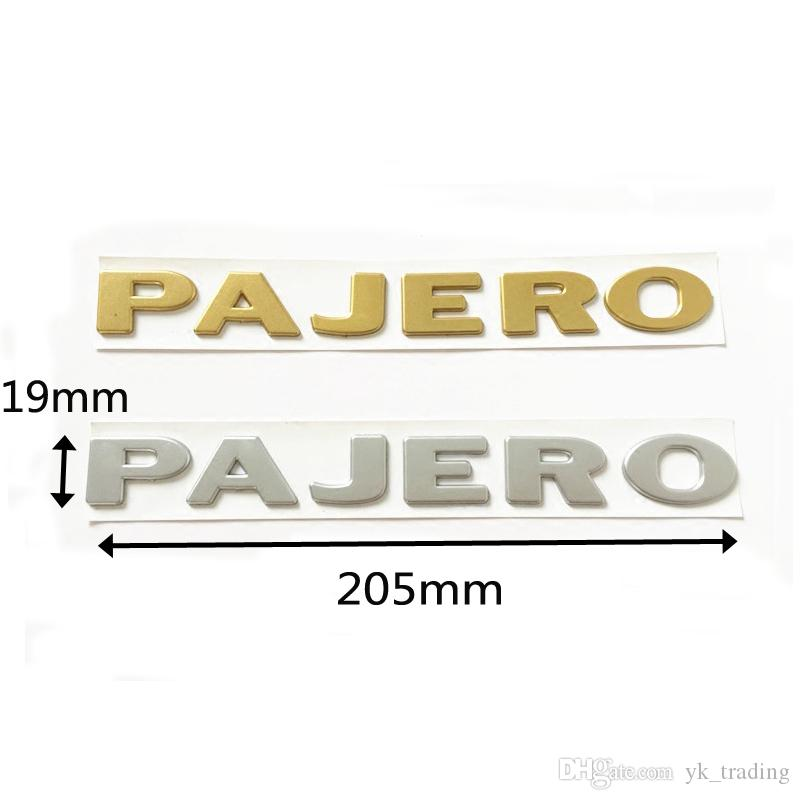New 3D V8 For  Rear Trunk Emblem Badge Decal Sticke High quality ABS