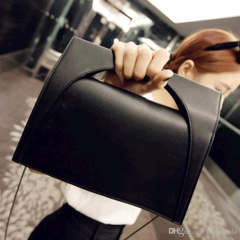 Akşam Çanta Siyah Çanta Avrupa ve Amerika Birleşik Devletleri Yabani Mizaç Trojans Çanta Taşınabilir Yemek Çantası