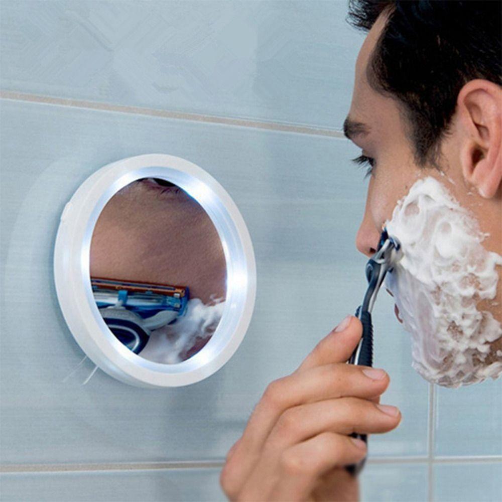Led Wall Light 7x Magnifying Lighted Makeup Mirror Vanity Mirror Bathroom Mirror Light Luminaria Modern Led Wall Lamp Fixtures