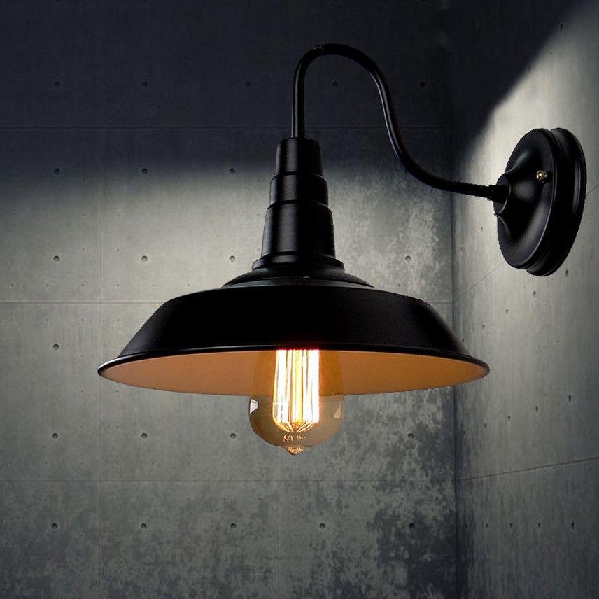 그림 벽 램프 현대 가벼운 철 녹 녹 물 파이프 복고풍 벽 램프 빈티지 E27 Led Sconce 벽 조명 거실 침실 바에 대 한