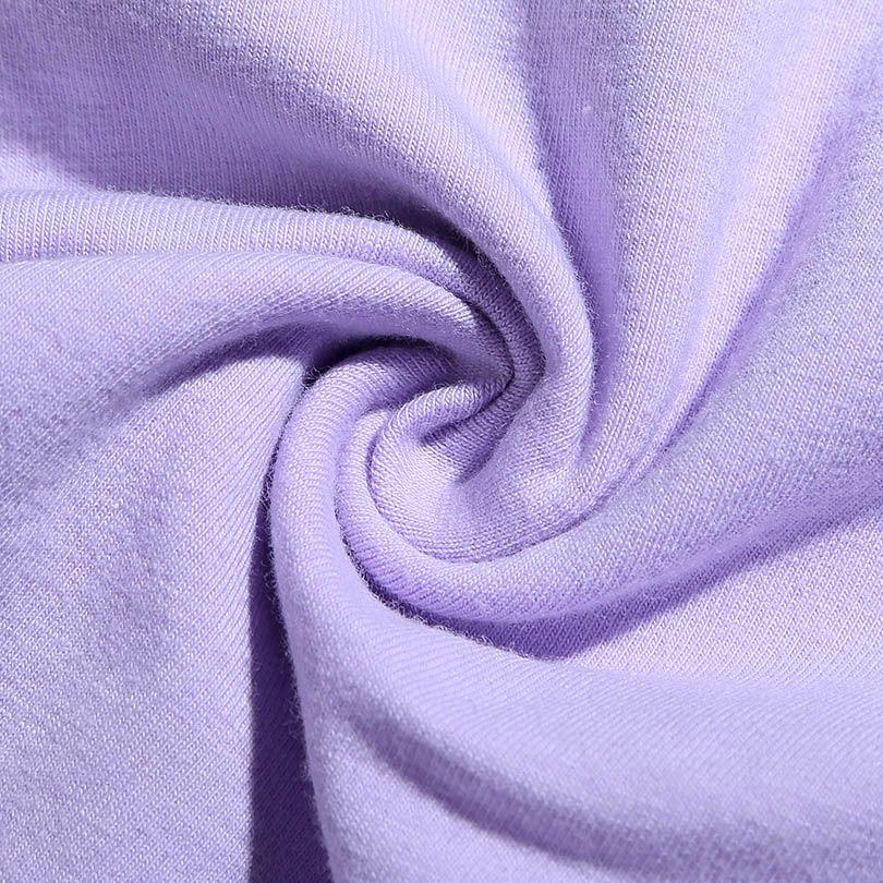Uskincare Panties Women 4 Pieces / lot Cotton Briefs 속옷 여성용 Mid-waist Solid 팬티 통기성 숙녀 팬티 여성