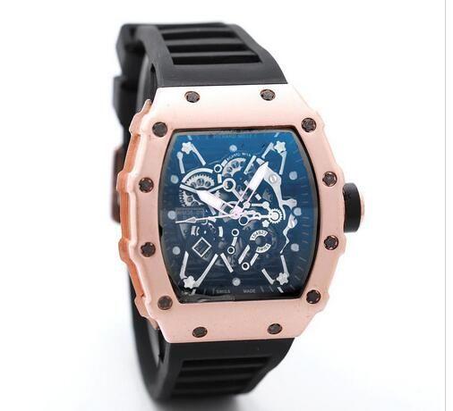 2018 luxury Big Bang leisure fashion New brand Skull sport Watches men Casual Fashion Skeleton quartz