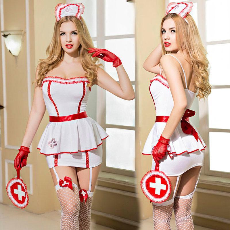 Белье сексуальной медсестры массажеры какие бывают