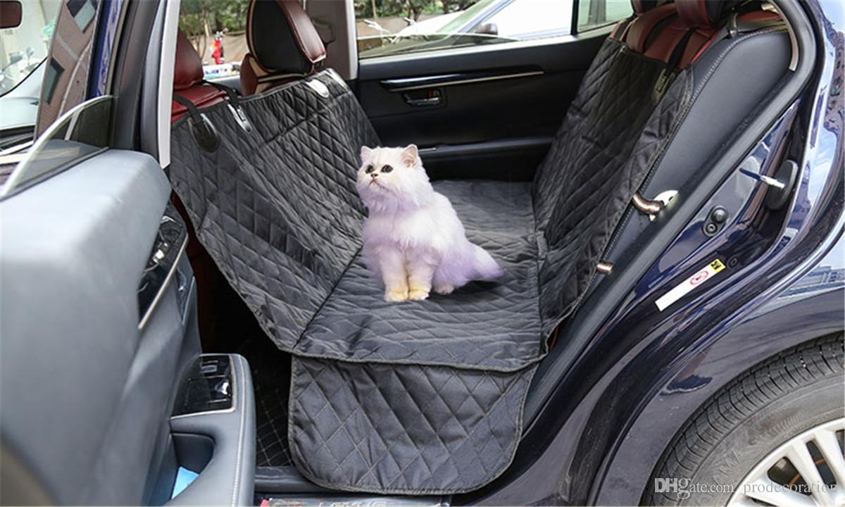 Wondrous 2019 Car Pet Dog Carrier Dog Bag Pet Seat Cushion Rear Bench Back Cover Mat Waterproof Anti Slip Foldable Car Mats Black Hammock From Prodecoration Caraccident5 Cool Chair Designs And Ideas Caraccident5Info
