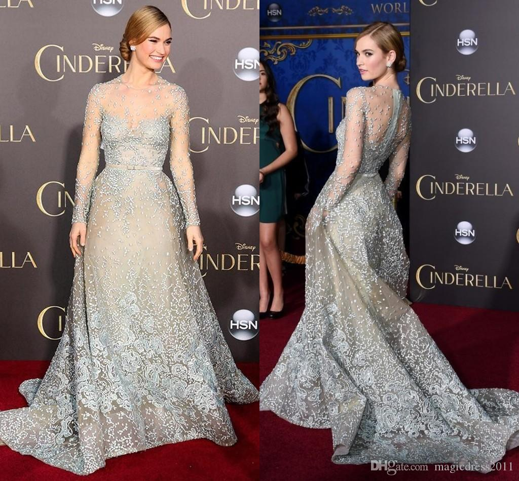 Elie Saab Celebrity Dresses